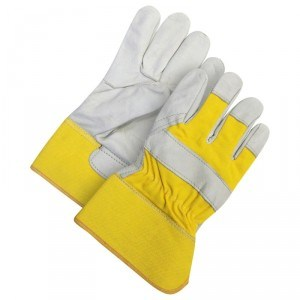 Fitter Glove Grain Cowhide Yellow - Unlined