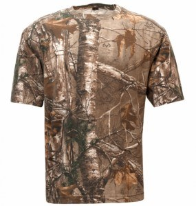Huntsman T-Shirt - Realtree