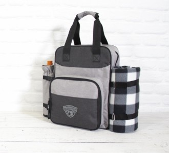 Berkeley Picnic Backpack w/ Cooler & Blanket
