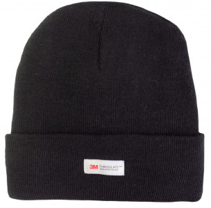 Headwear Knit Acrylic Toque Lined