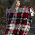 Classic Plaid Throw (60x70)